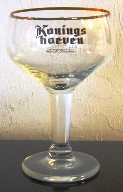 Koningshoeven Trappist Glass