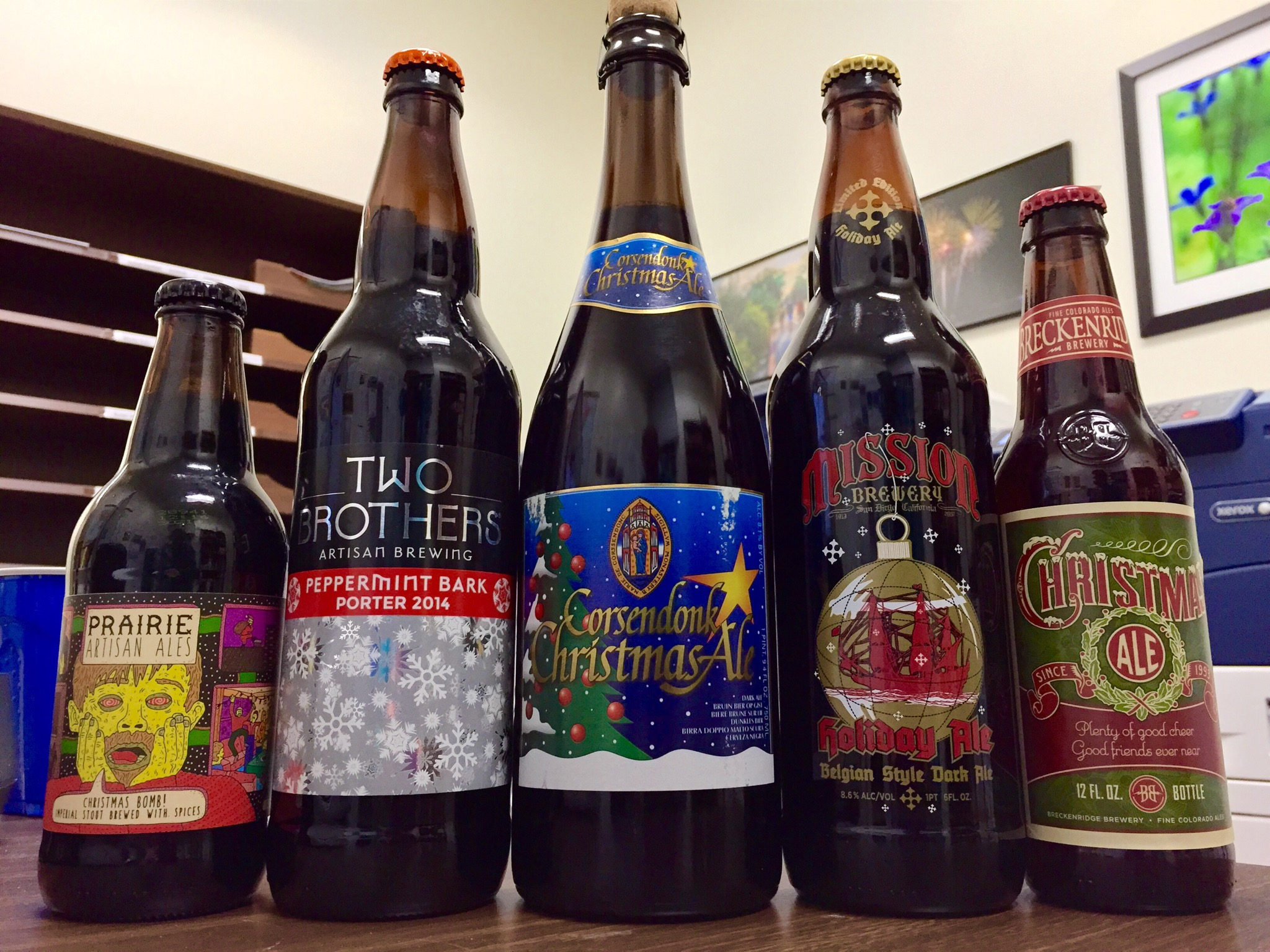 Christmas Bomb Beer.Don T Miss The 5 Beers Of Christmas And Review 300 The