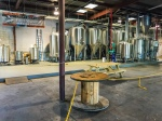 The Business end of The First Magnitude Brewing Company